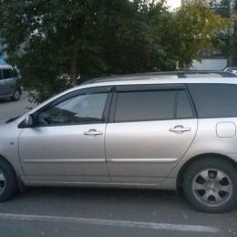 Дефлекторы окон Toyota Corolla Wagon