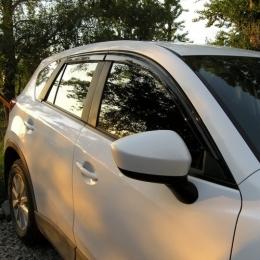 Дефлекторы окон Mazda CX 5