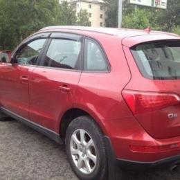 Дефлекторы окон Audi Q5