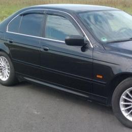 Дефлекторы окон BMW 7