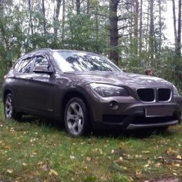 Дефлекторы окон BMW Х1