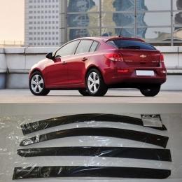 Дефлекторы окон Chevrolet Cruze Hb