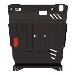 Защита картера двигателя для Citroen C4 Coupe( Picasso)
