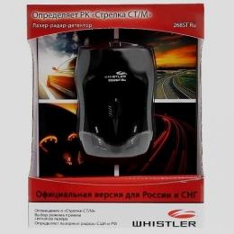 Радар-детектор Whistler WH 268 ST Ru