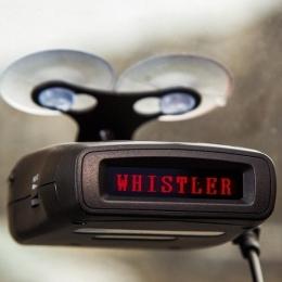 Радар-детектор Whistler WH 439ST+