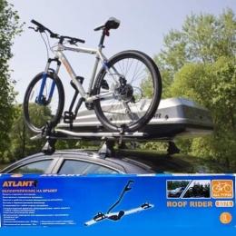 Велокрепление на крышу автомобиля Roof Rider