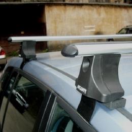 Багажник для автомобиля крепление за дверной проём (аэродинамическая дуга)