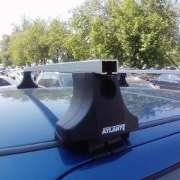 Багажник для автомобиля крепление за дверной проём (прямоугольная дуга)