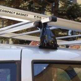 Багажник Корзина алюм. 1000х900