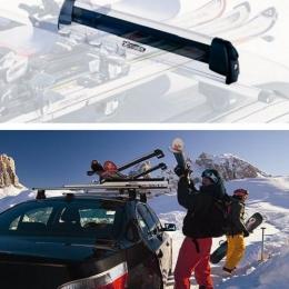 Крепление для перевозки Лыж и Сноубордов 6 пар лыж или 4 сноуборда