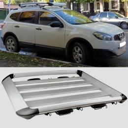 Багажник на крышу автомобиля-корзина грузовая Atlant Аэро 1580 х 990 мм. в сборе