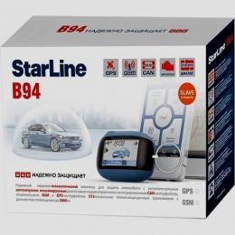 Сигнализация StarLine B94 GSM 2CAN 2Slave