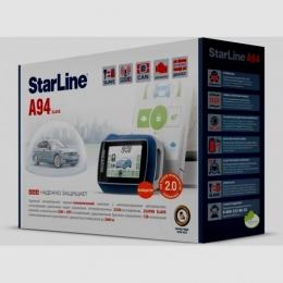 Сигнализация StarLine А94 2CAN 2Slave +S-20.3