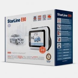 Сигнализация StarLine Е90 опция 2CAN 2Slave