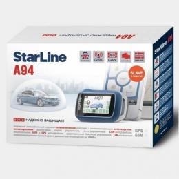 Автосигнализация StarLine A94 2CAN GSM 2Slave Т2.0+S-20.3+BP-03