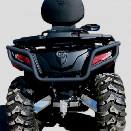 Бампер задний CF-MOTO X5 H.O.(2015-), X6 (2019-) (2015-)