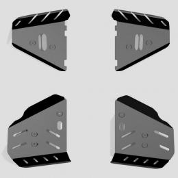 Защита рычагов для квадроцикла ARCTIC CATProwler XTX 700 EFI