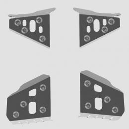 Защита рычагов для квадроцикла Arctic Cat Cruiser 500/650/700