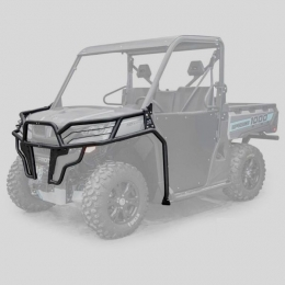 Бампер передний с боковой защитой для квадроцикла CFMOTO U10 (2019-)