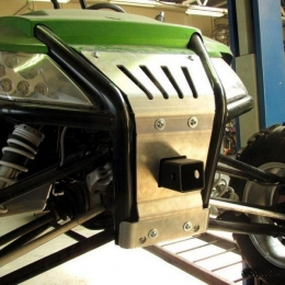 Бампер для квадроцикла (для замены штатного при установке площадки под лебедку) ARCTIC CAT Wildcat 1000i