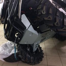 Комплект защиты Godzilla для квадроцикла CFMOTO X8/CFORCE800/820LE, 2011-