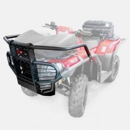 Бампер передний (буллбар) для квадроцикла Honda TRX 420/500 (2014-)