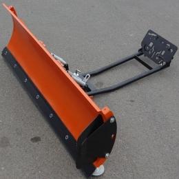 Снегоуборочный отвал с быстросъемным креплением для квадроцикла 1520мм