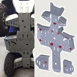 Защита днища для квадроцикла Kawasaki KVF 750 BruteForce (5 частей) (2012-)