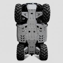 Защита  днища  для квадроцикла CF Moto Cforce 600 (2020-)