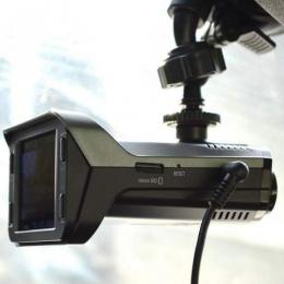 Видеорегистратор с радар-детектором Inspector MARLIN