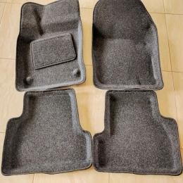 Ворсовые 3D ковры  Boratex (влагонепроницаемые)