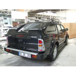 Кунг для пикапа Toyota Hilux Starbox