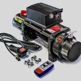 Лебедка электрическая ELECTRIC WINCH EW 12000 (без троса)
