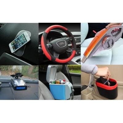 Чем полезны аксессуары для автомобиля