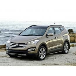 Пороги для Hyundai Santa Fe (2012-)