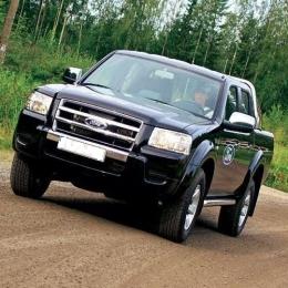 Расширители колесных арок  для Ford Ranger 2006-2009 г. (6 шт.)