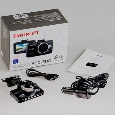 Видеорегистратор Silverstone F1 A-50SHD,новинка, в интернет магазине Элита Авто,бесплатная доставка