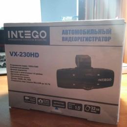 Видеорегистратор INTEGO VX-230 HD