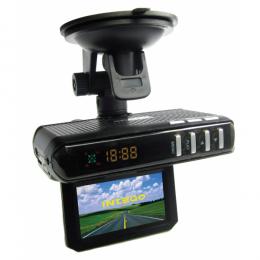 Видеорегистратор INTEGO VX-470 R с радар-детектором
