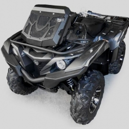 Вынос радиатора с комплектом шноркелей для квадроцикла YAMAHA Grizzly 700 /Kodiak 2016-