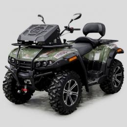 Вынос радиатора для квадроцикла RM ATV 800 (2016-) / 500-2 (2014-) / 500 Рысь (2013-) / 650 (2014-) 650-2 (2014-)