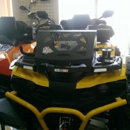 Вынос радиатора с комплектом шноркелей для квадроцикла STELS Guepard Trophy/Touring 2014-