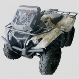 Вынос радиатора с комплектом шноркелей для квадроцикла YAMAHA Grizzly 700 -2015