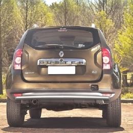 Защита заднего бампера для Renault Duster (d57)